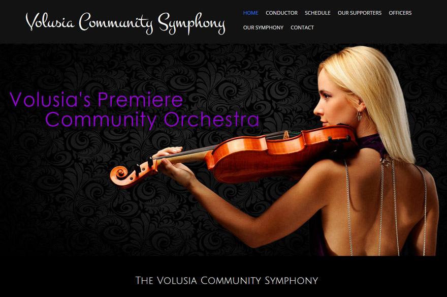 Volusia County Symphony